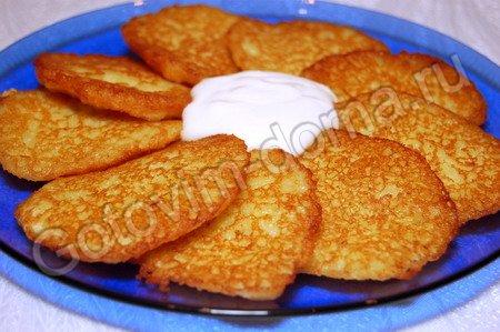 Блюда из картошки рецепт приготовления