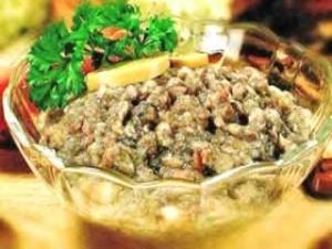 Икра из грибов рецепт с фото