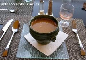 Суп буайбес