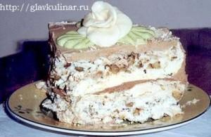 торт киевский