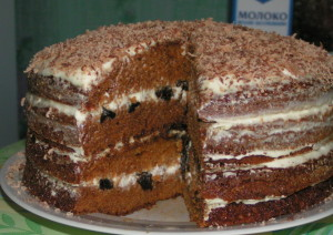 вкусный торт