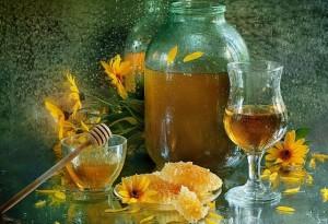 хмельной мёд