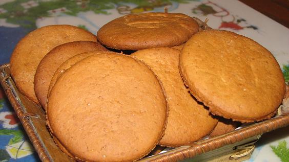 как приготовить хрустящее печенье