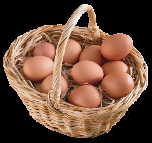 Полезные яйца