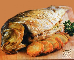 рыба по-татарски